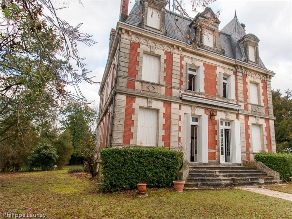 Rouffiac Charente kasteel foto 3616925