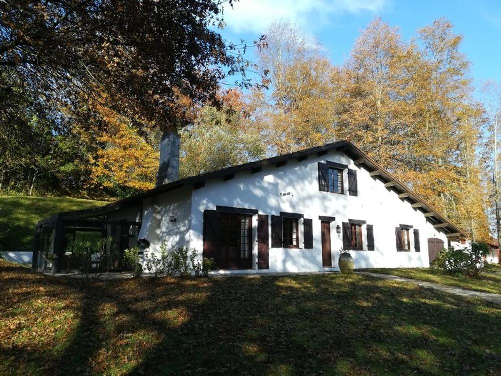 Ascain Pyrénées-Atlantiques Dorfhaus Bild 3596723