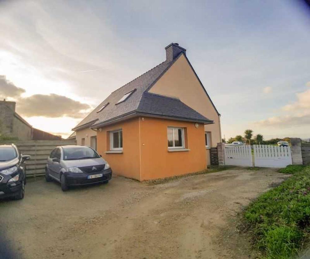 Roscoff Finistère Haus Bild 3676404