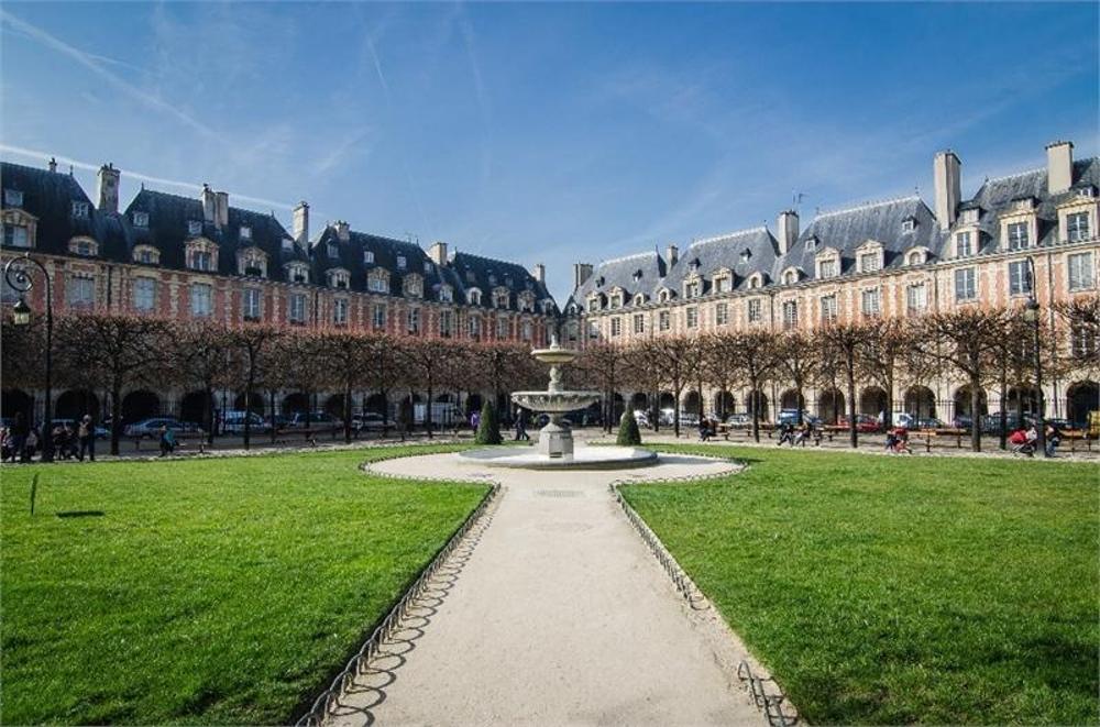 Paris 4e Arrondissement Paris (Seine) Haus Bild 3555080