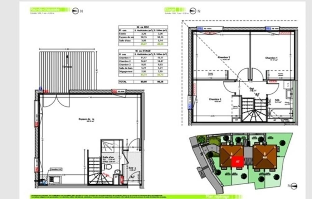 Marcellaz Haute-Savoie Haus Bild 3608332