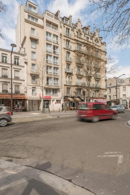 Paris 19e Arrondissement Paris (Seine) Haus Bild 3595983