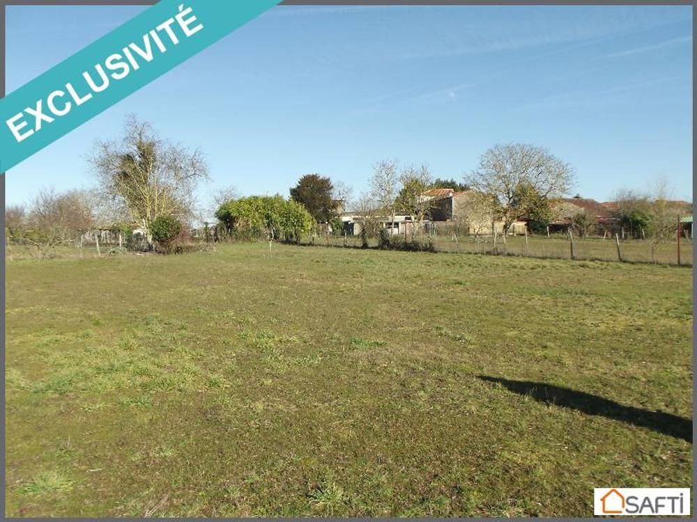 Brizambourg Charente-Maritime terrein foto 3675483