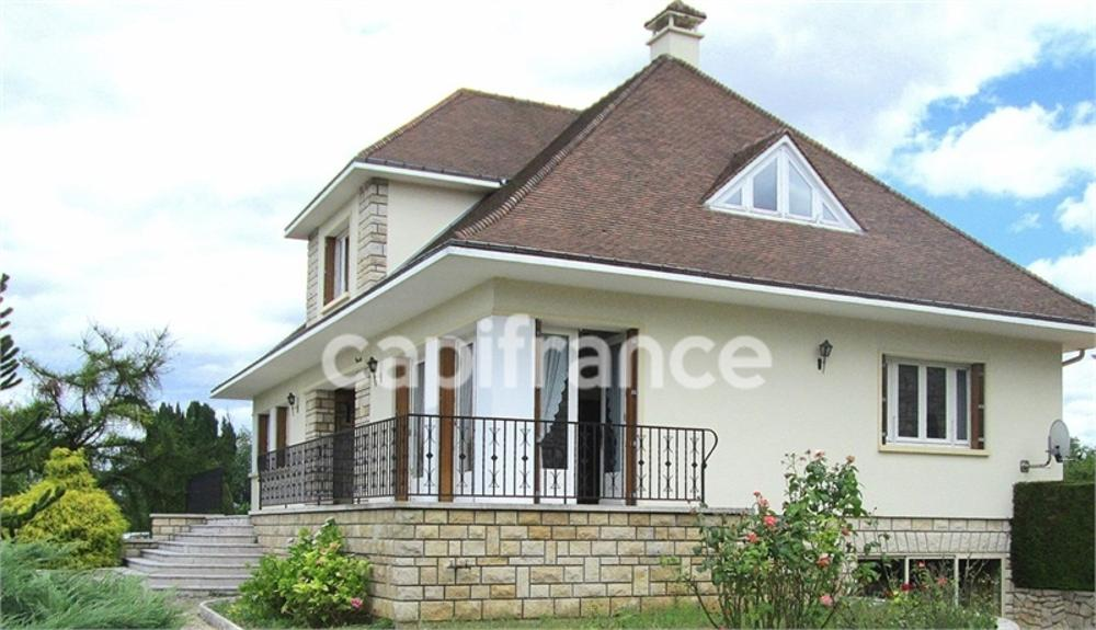 Sens Yonne Haus Bild 3616905