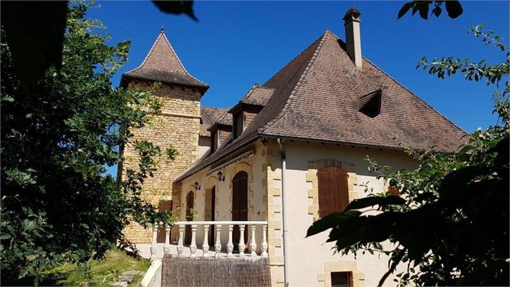 Saint-Julien-de-Lampon Dordogne maison photo 3583826