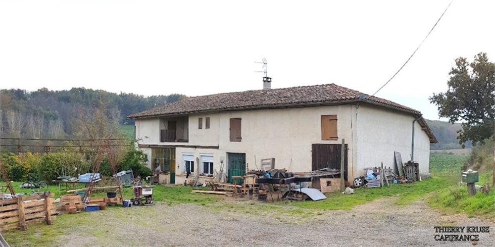 Verdun-sur-Garonne Tarn-et-Garonne Bauernhof Bild 3616230