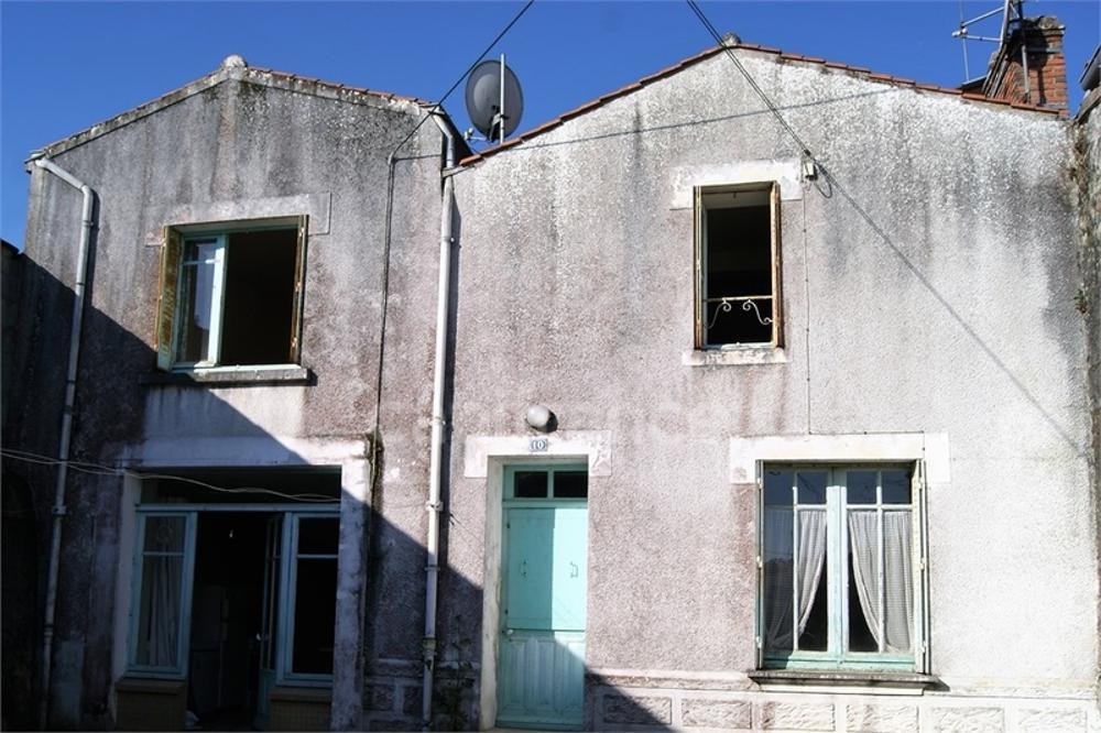 Saint-Étienne-du-Bois Vendée Haus Bild 3600128