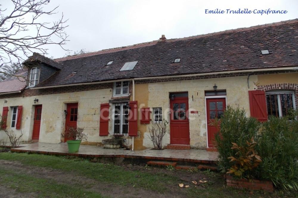 Courdemanche Sarthe Haus Bild 3597203