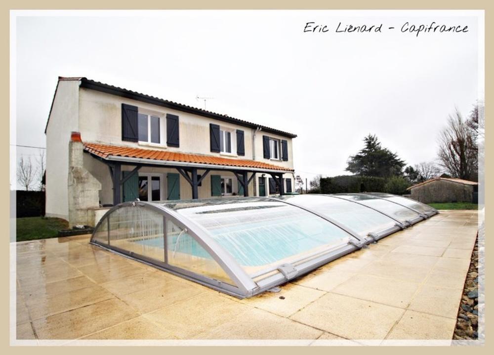 Chauray Deux-Sèvres Haus Bild 3597685