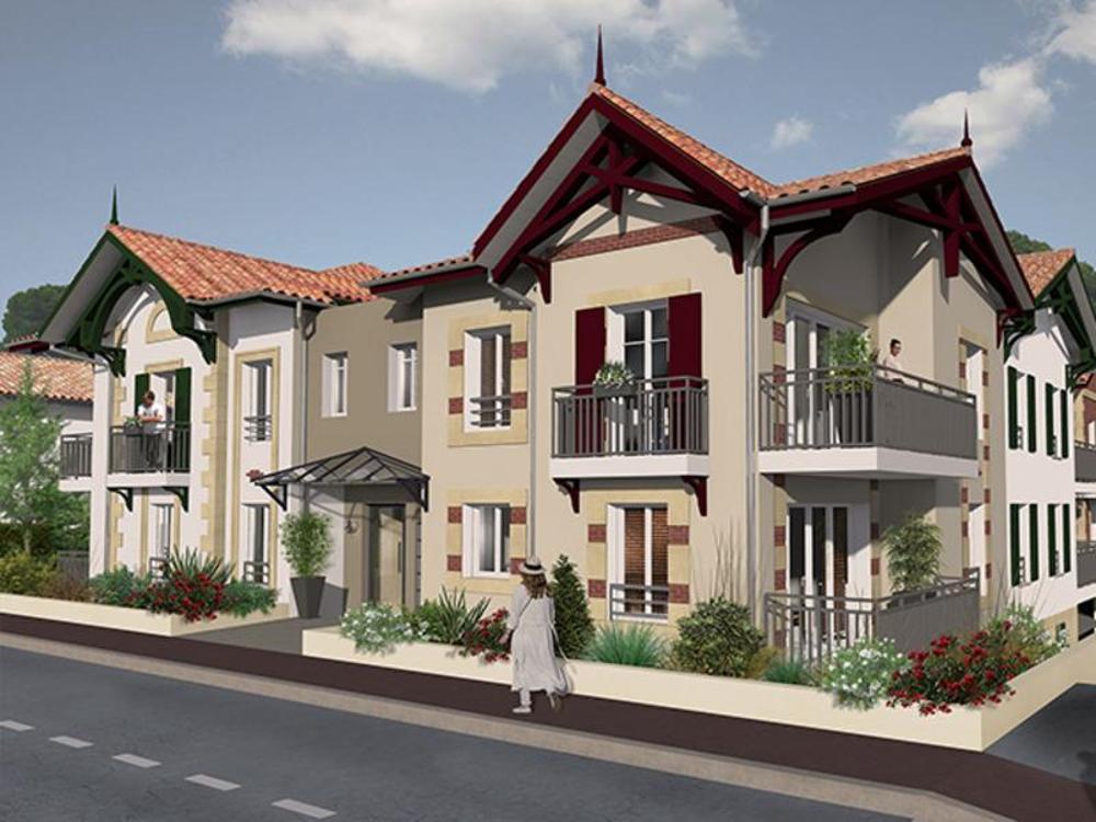 Arcachon Gironde Haus Bild 3549873