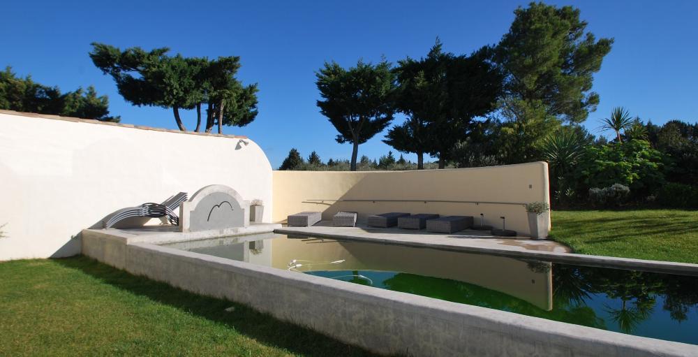 Fontvieille Bouches-du-Rhône villa foto 3694148