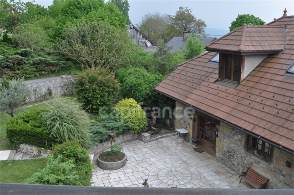 Annecy Haute-Savoie Bauernhof Bild 3616757