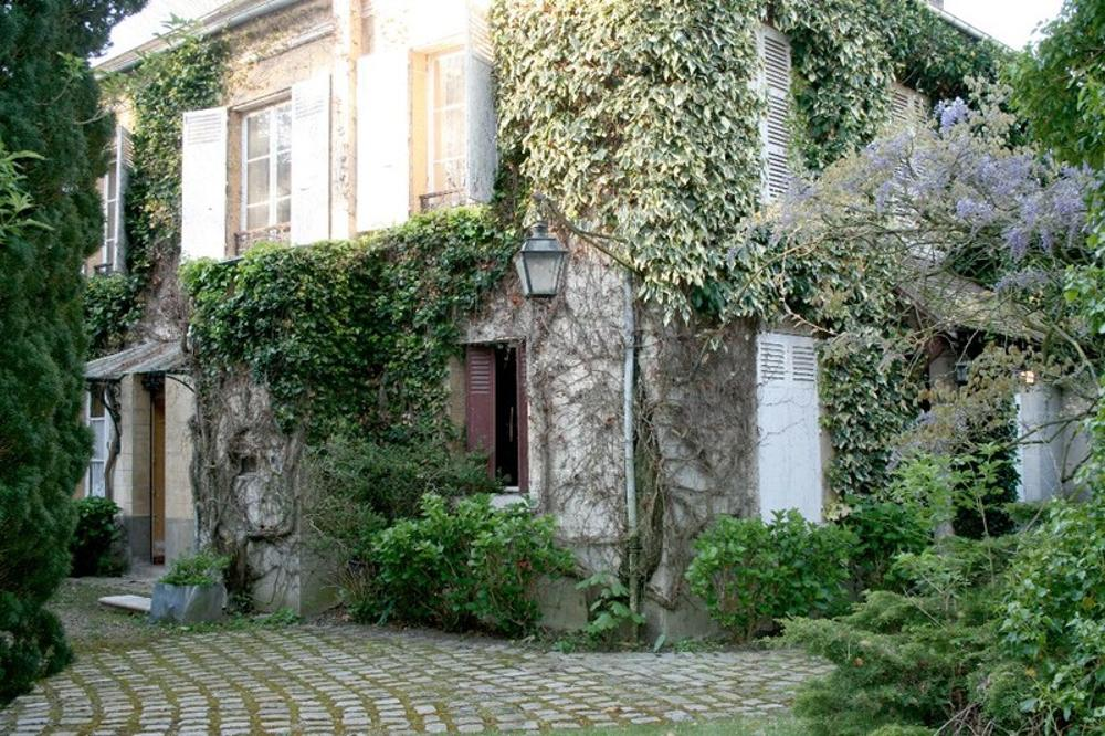 Marines Val-d'Oise Haus Bild 3595578