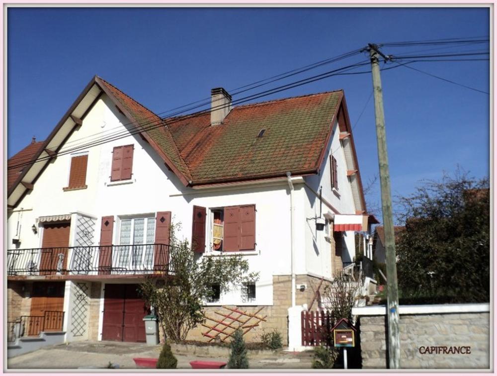 Châtel-sur-Moselle Vosges Haus Bild 3596679