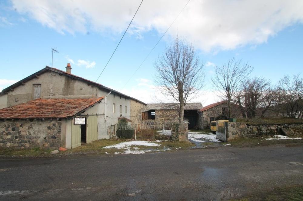 Saint-André-de-Chalençon Haute-Loire Haus Bild 3605216