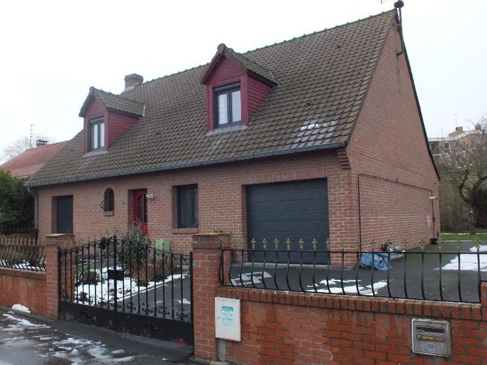 Saint-Saulve Nord huis foto 3674020