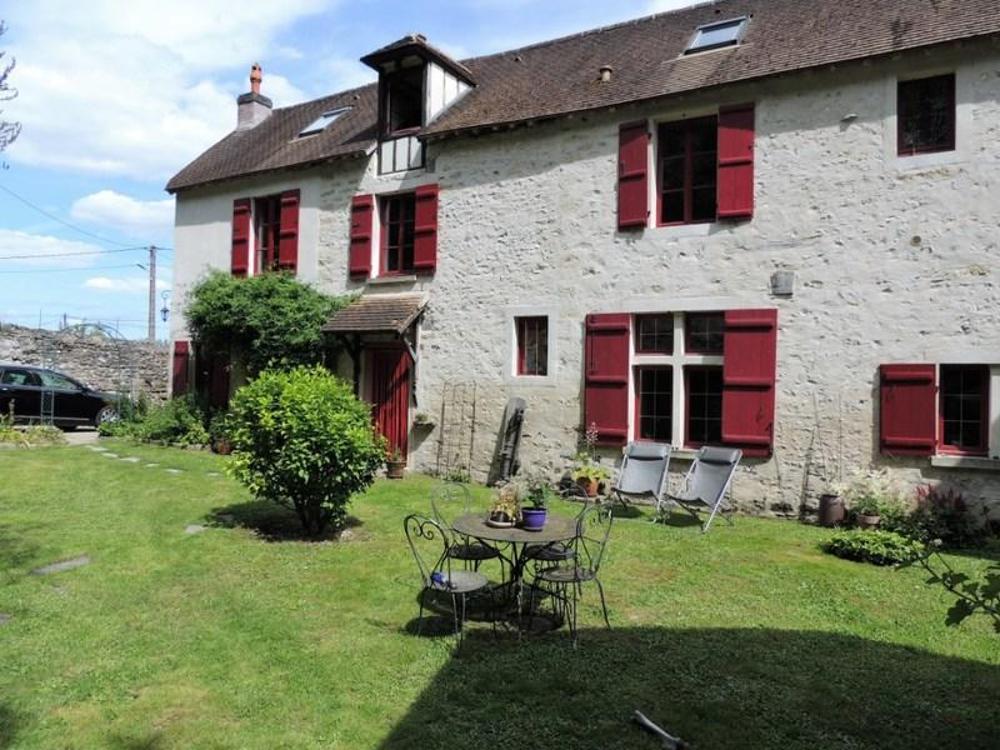 Gommécourt Yvelines dorpshuis foto 3550735