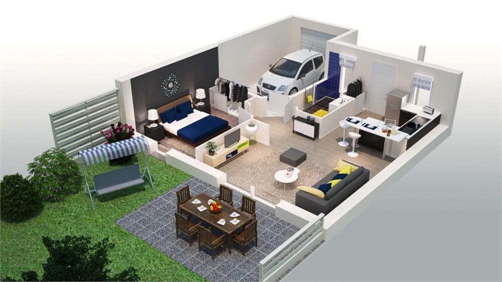 Trouy Cher Haus Bild 3615407