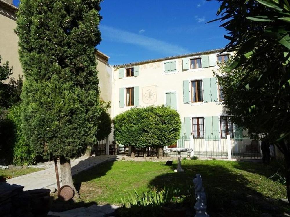 Carcassonne Aude maison bourgeoise foto 3549385