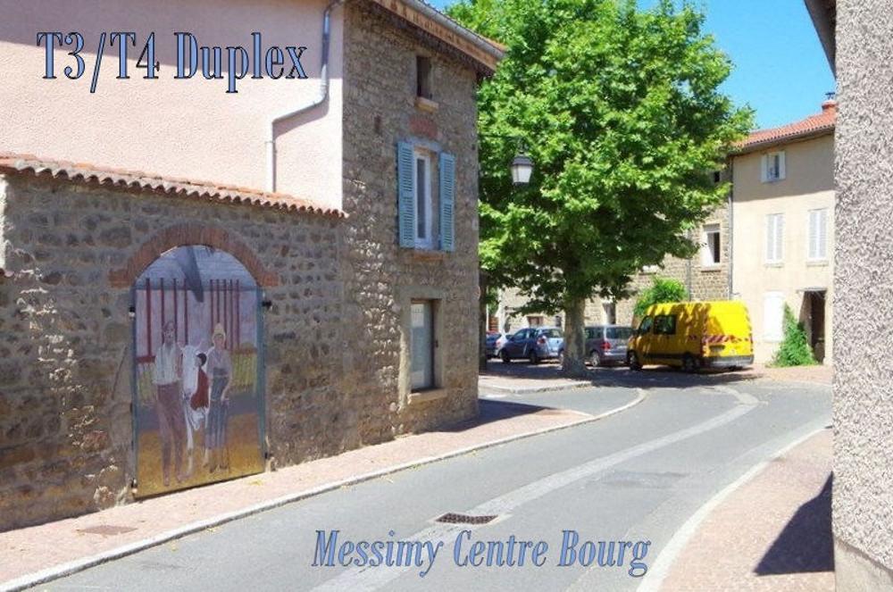 Soucieu-en-Jarrest Rhône Haus Bild 3606701
