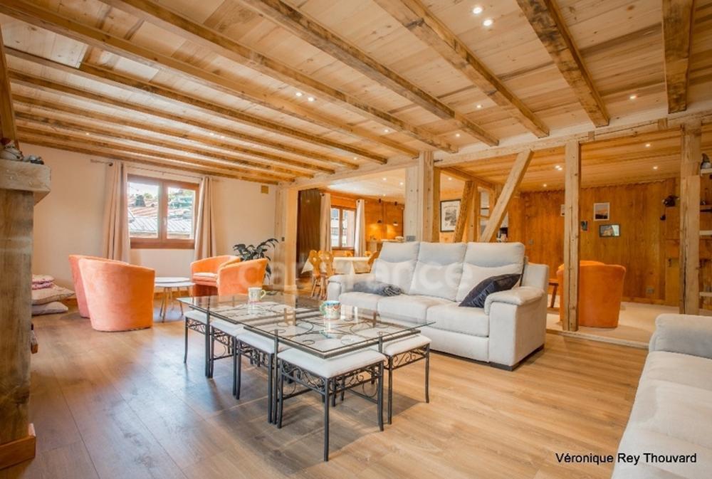 Saint-Nicolas-de-Véroce Haute-Savoie Haus Bild 3608425