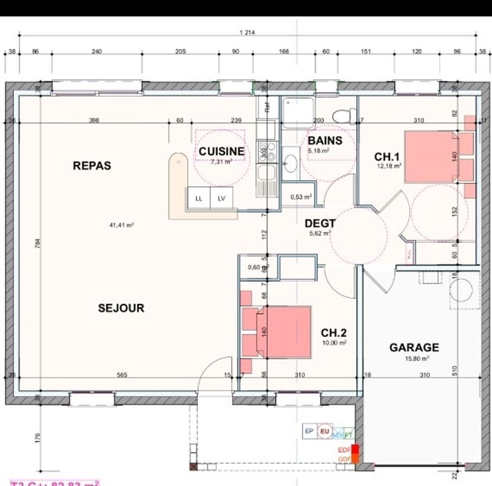 Trouy Cher Haus Bild 3615405
