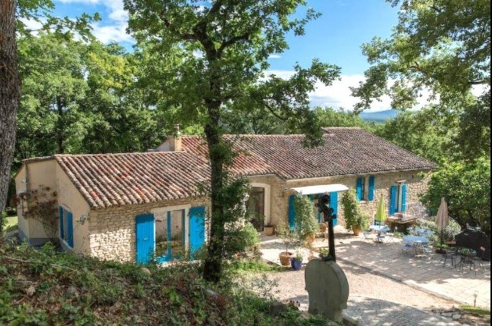 Grignan Drôme Bauernhof Bild 3597627