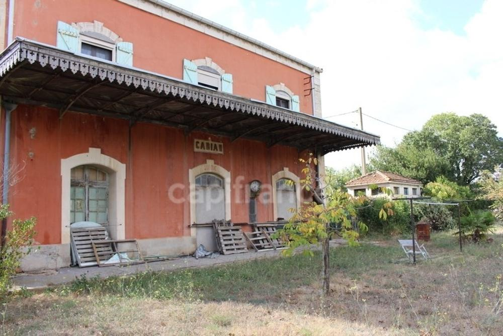 Gabian Hérault Haus Bild 3610089