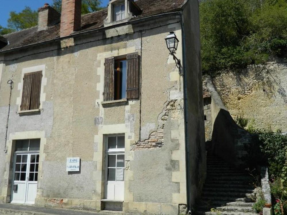 Saint-Pierre-de-Maillé Vienne Haus Bild 3553091