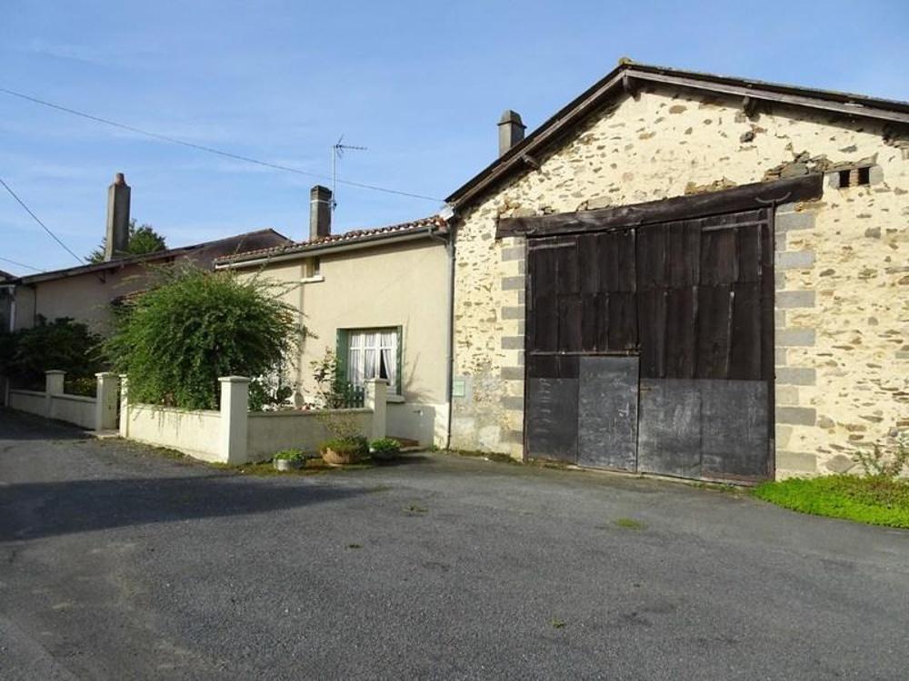 Beaulieu-sous-Parthenay Deux-Sèvres Haus Bild 3551527
