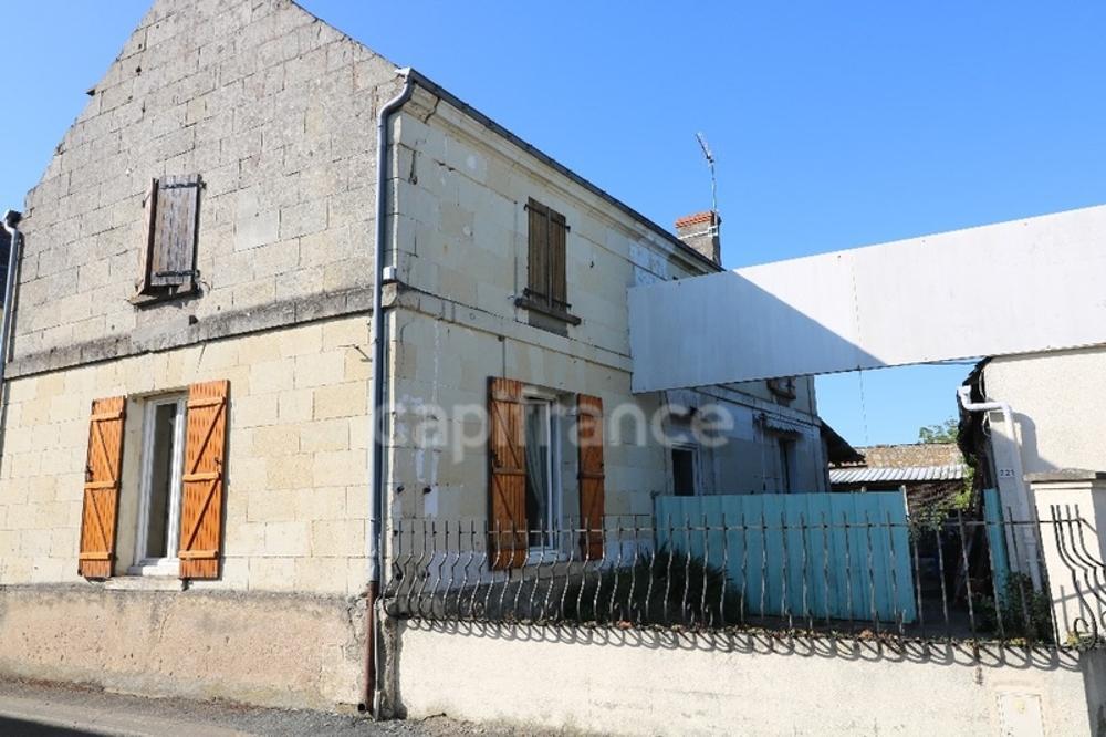 Vaudelnay Maine-et-Loire Haus Bild 3610225