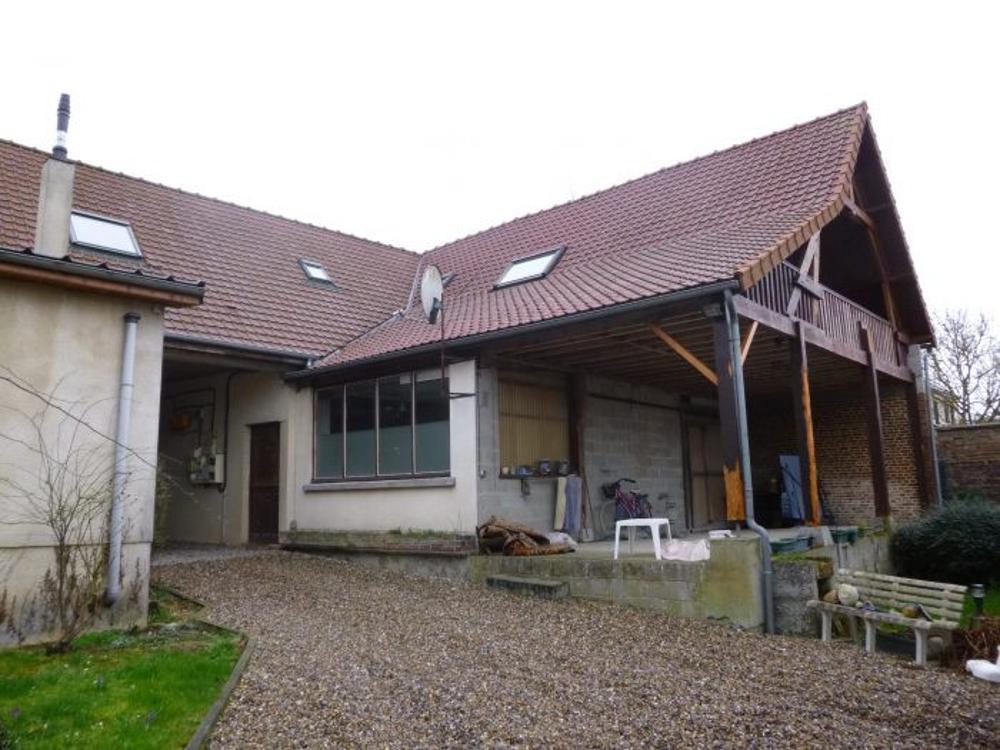 Boves Somme Haus Bild 3632367