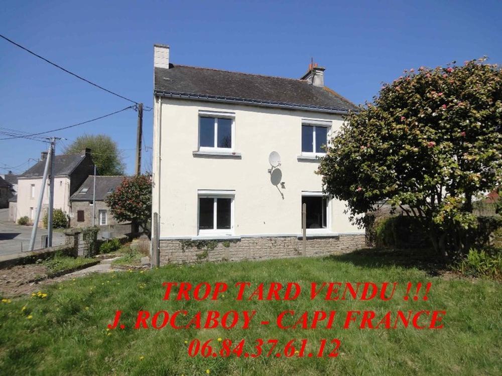 Saint-Caradec-Trégomel Morbihan Haus Bild 3601015