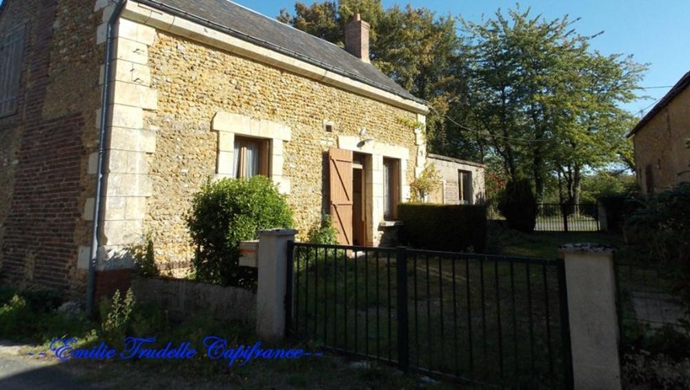 Bessé-sur-Braye Sarthe Haus Bild 3596839