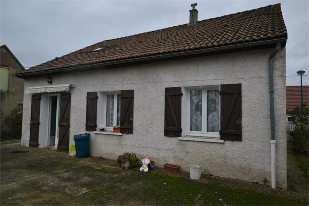 Bessay-sur-Allier Allier Haus Bild 3555496