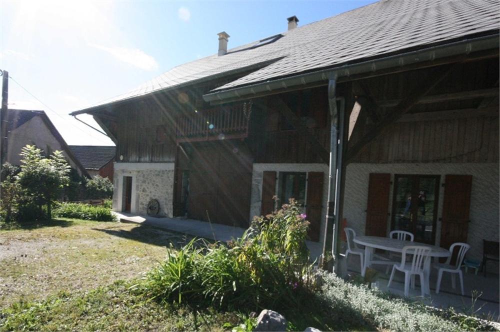 Saint-Pierre-de-Chartreuse Isère Haus Bild 3617140
