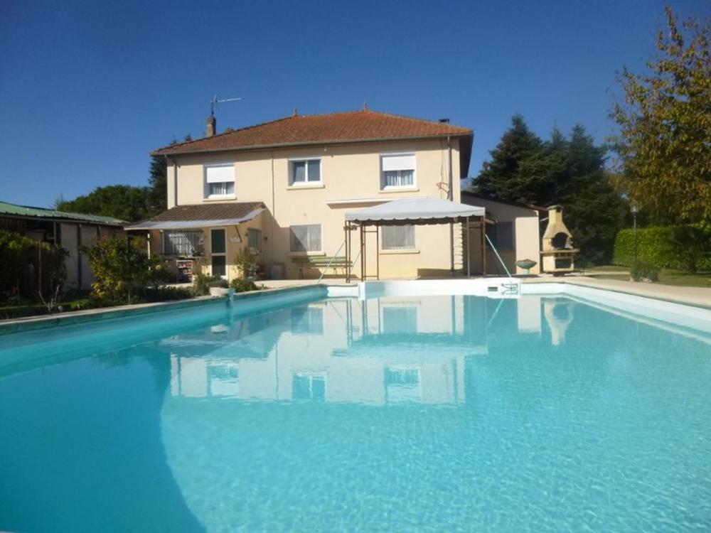 Neuvic Dordogne Haus Bild 3597994