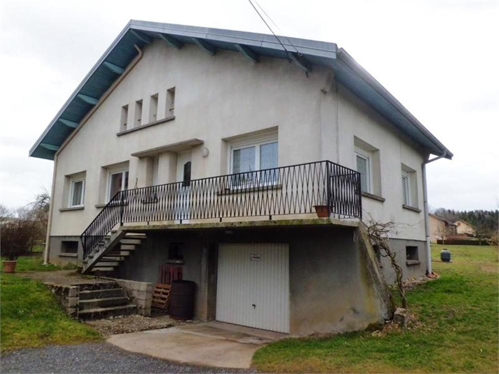 Rambervillers Vosges Haus Bild 3583727