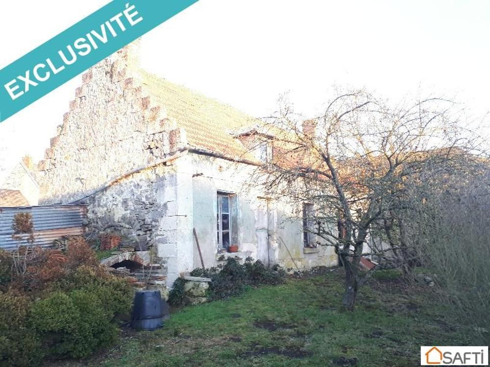 Étouvelles Aisne Haus Bild 3674248