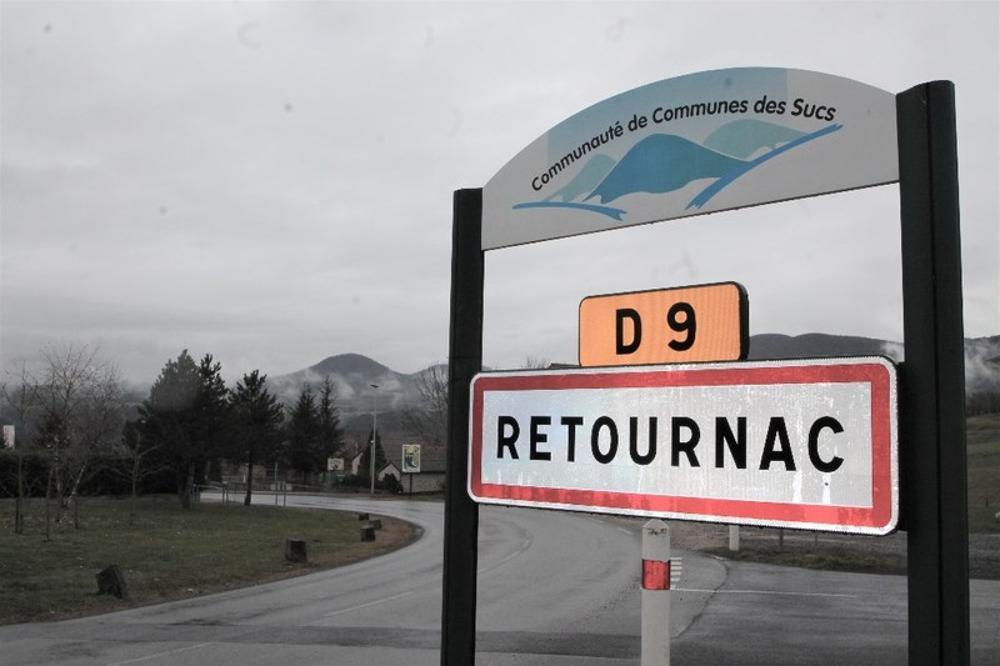 Retournac Haute-Loire Grundstück Bild 3611191