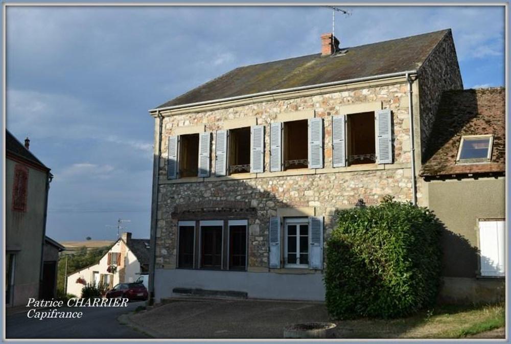 Pionsat Puy-de-Dôme Haus Bild 3549159