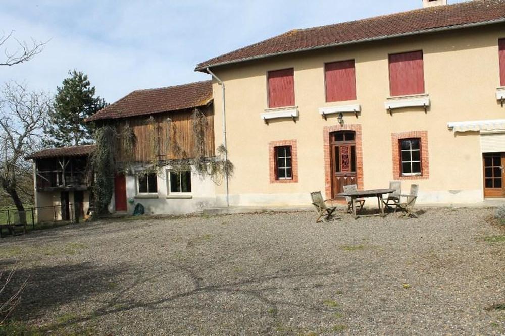 Aignan Gers Bauernhof Bild 3552824