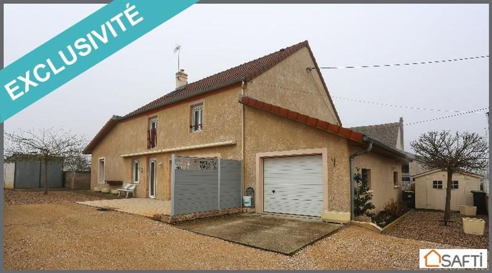 Auxonne Côte-d'Or Haus Bild 3675433