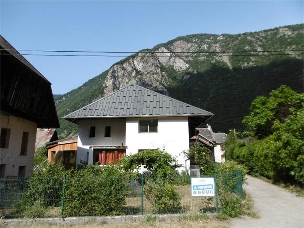 Sainte-Marie-de-Cuines Savoie Dorfhaus Bild 3554721