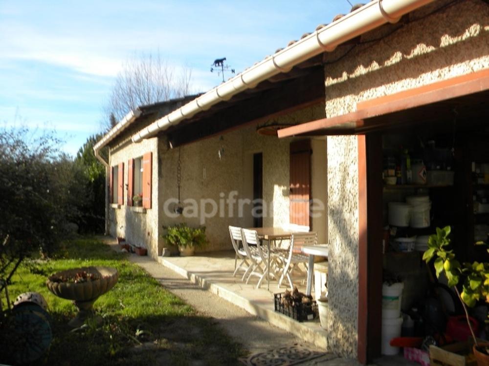 Roquemaure Gard Haus Bild 3598268