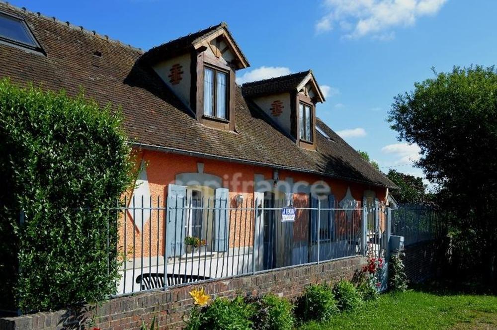 Marcilly-sur-Eure Eure Haus Bild 3549440