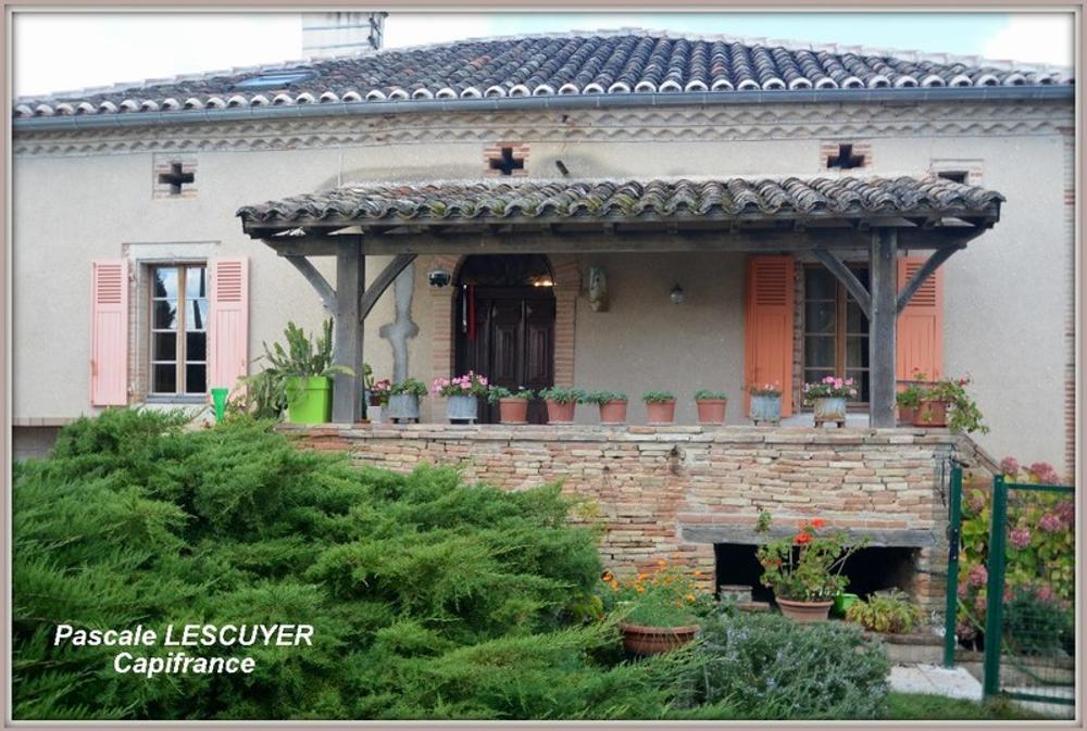 Moissac Tarn-et-Garonne Haus Bild 3613220