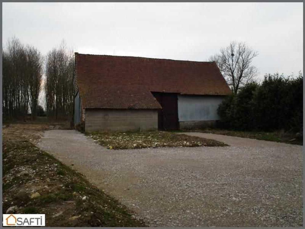 Campagne-lès-Hesdin Pas-de-Calais huis foto 3676376