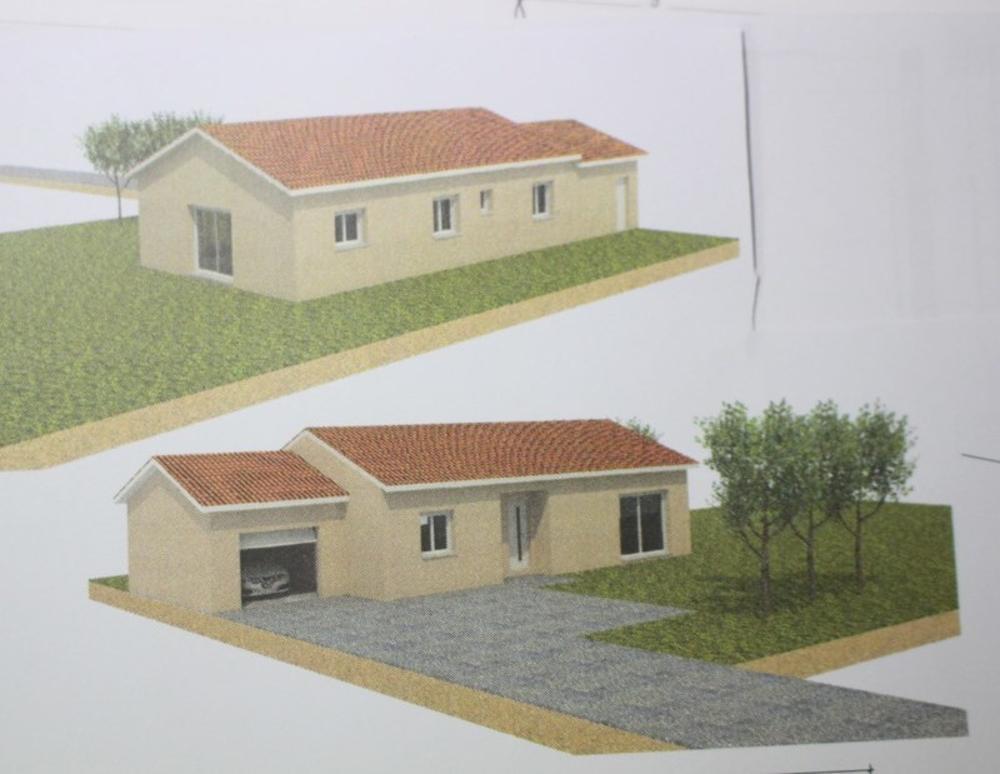 Saint-Romain-Lachalm Haute-Loire Grundstück Bild 3610822