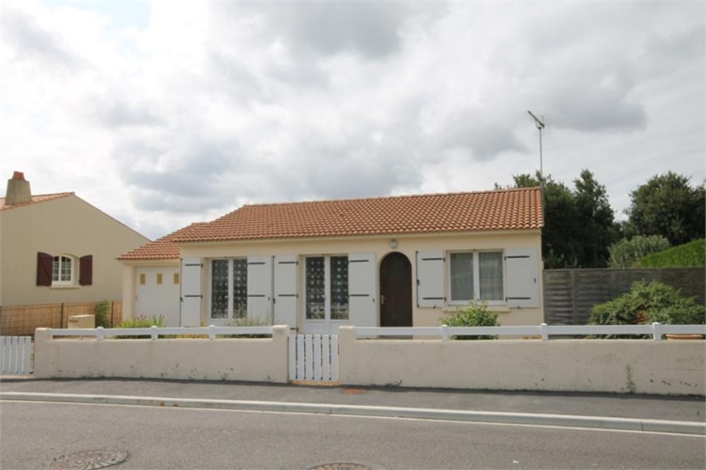 Coëx Vendée Haus Bild 3616032